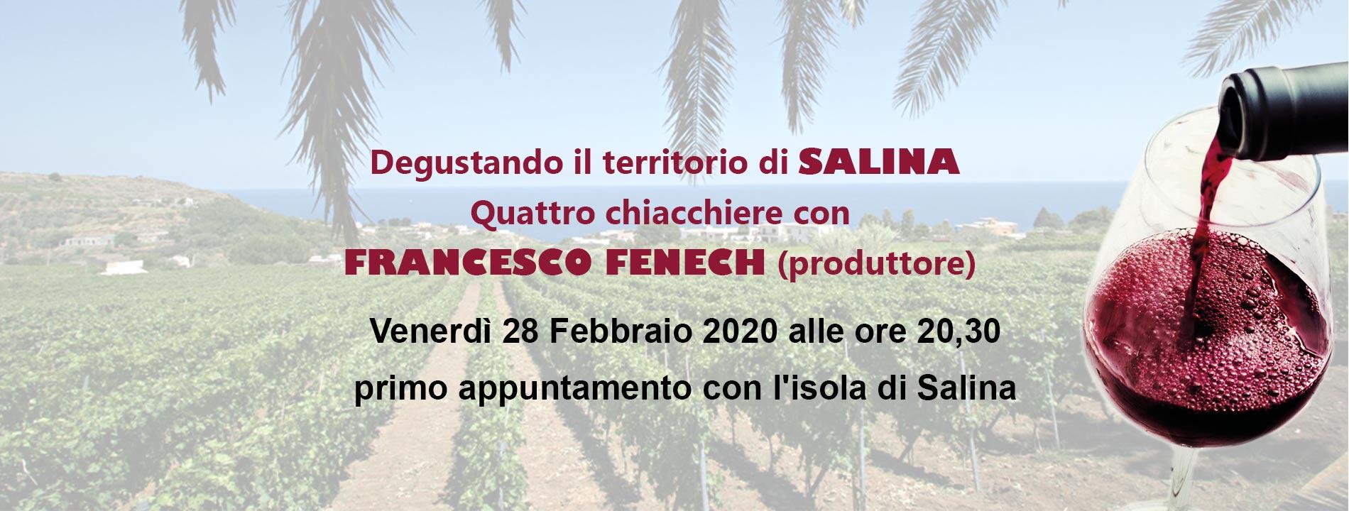 Degustazione Fenech vini